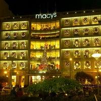 Photo taken at Macy's by Lara M. on 12/18/2011