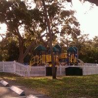 Photo taken at Tierra Verde Playground by Rachel L. on 2/16/2012