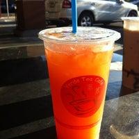 Photo taken at Verde Tea Cafe by Kevin L. on 8/4/2012