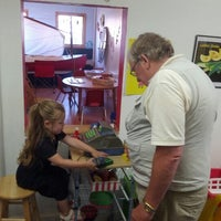 Photo taken at Coastal Children's Museum by shannon k. on 7/11/2012