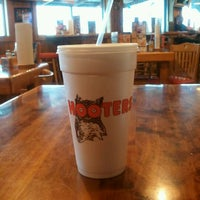 Photo taken at Hooters by Tamika H. on 4/30/2012
