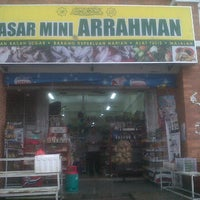 Photo taken at Pasar Mini Arrahman by Johar M. on 9/19/2011