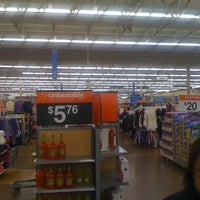 Photo taken at Walmart Supercenter by Bryan T. on 1/1/2011