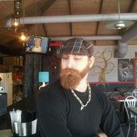 Photo taken at Roasters Coffee Bar by Debra F. on 6/1/2012