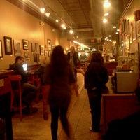Photo taken at Bean & Leaf Cafe by Dan M. on 9/10/2011