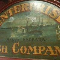 Enterprise fish company seafood restaurant in lower state for Enterprise fish company santa barbara