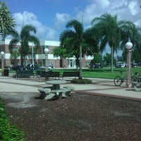 Photo taken at Florida Atlantic University (Davie Campus) by Jorge B. on 9/19/2011