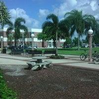 Photo taken at Florida Atlantic University (Davie Campus) by Jorge B. on 9/19/2011
