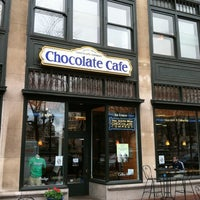Photo taken at South Bend Chocolate Company by Phil J. on 10/27/2011