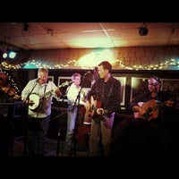 Photo taken at The Bluebird Cafe by Dave D. on 8/2/2012