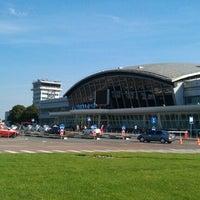 Photo taken at Terminal B (KBP) by Anna S. on 9/2/2012