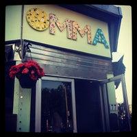 Photo taken at Omma by Gigi W. on 6/11/2012