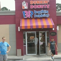 Photo taken at Dunkin' Donuts by Rick S. on 8/8/2012