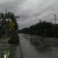 Photo taken at Bush Turnpike Station (DART Rail) by Korey F. on 4/3/2012