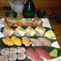 Photo taken at Ki Sushi by Rosaline on 7/15/2012
