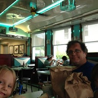 Photo taken at New Canaan Diner by Kerri D. on 8/14/2012