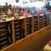 Photo taken at Barefeet Shoes by Karried A. on 4/13/2012