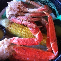 Photo taken at Joe's Crab Shack by Nikko M. on 7/15/2012