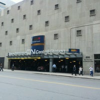 Photo taken at Gare Centrale by Laura H. on 7/19/2012