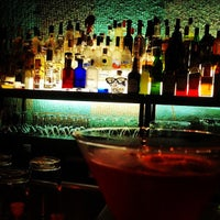 Photo taken at CINCO Lounge by Clay R. on 6/9/2012