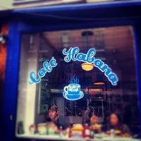 Photo taken at Café Habana by Jeremy L. on 6/13/2012