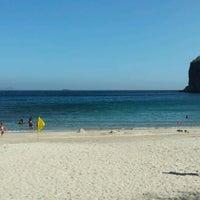 Photo taken at Marine Base Ternate Beach Resort by carol c. on 4/7/2012