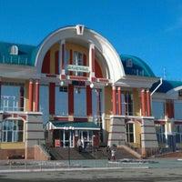 Photo taken at Железнодорожный вокзал Бийска by Инна В. on 3/23/2012