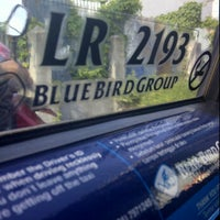 Photo taken at Blue Bird Taxi by Lia A. on 2/24/2012
