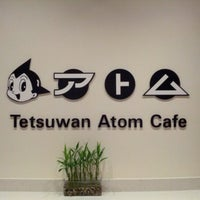 Photo taken at Googleplex - Tetsuwan Atom Cafe by Matt on 8/17/2012