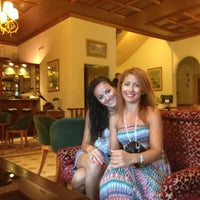 Photo taken at Bella Venezia Hotel Corfu by Kostas Q T. on 7/13/2012