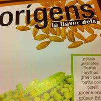 Photo taken at Origens Restaurant by Isidro on 6/1/2012