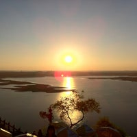 Photo taken at The Oasis on Lake Travis by Eliot W. on 3/25/2012
