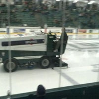 Photo taken at Thompson Arena at Dartmouth by Robert B. on 2/25/2012