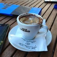 Photo taken at Caffé Nero by Cihan™✅ Y. on 8/6/2012