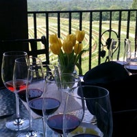 Photo taken at Montaluce Vinyard and LeVigne Restaurant by Doug W. on 5/17/2012