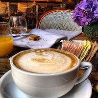 Photo taken at Zé Café by Mallie T. on 9/1/2012