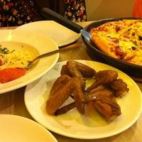 Photo taken at Pizza Hut Nilai by Rose idayu R. on 8/2/2012