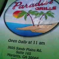 Photo taken at Paradise Grille by Joe C. on 5/15/2012