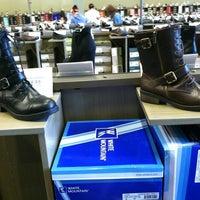 Photo taken at DSW Designer Shoe Warehouse by Maddi P. on 9/3/2012