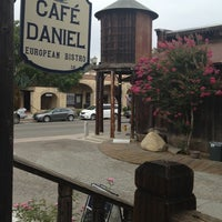 Photo taken at Cafe Daniel by Jean M. on 7/12/2012