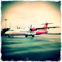 Photo taken at Sultan Ahmad Shah Airport (KUA) by Felix C. on 5/3/2012