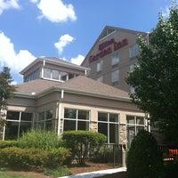 Photo taken at Hilton Garden Inn by Christopher K. on 7/14/2012