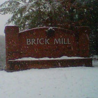 Photo taken at BRICK Mill by Corey L. on 12/26/2011