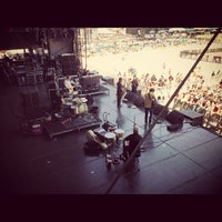Photo taken at Hangout Music Fest 2012 by Khris R. on 5/21/2012