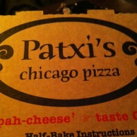 Photo taken at Patxi's Pizza by Sean G. on 2/3/2011