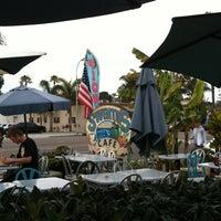 Photo taken at Swamis Cafe by Caroline on 1/12/2012