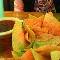 Photo taken at El Rancho Restaurant by Jennifer H. on 11/26/2011