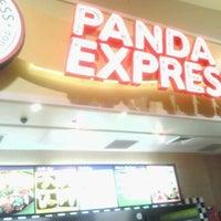 Photo taken at Panda Express by Shanika W. on 1/27/2012