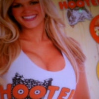 Photo taken at Hooters by D E. on 2/10/2012