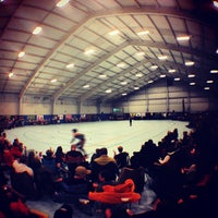 Photo taken at Connecticut Sports Center by Christopher S. on 3/31/2012